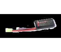 7.4V 1000mAh LI-PO Battery - PEQ Style