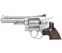 """G&G G732 4"""" Revolver Silver"""