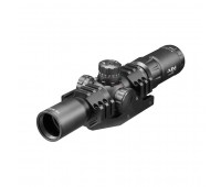 AIM Sports 1.5-4x30 Dual Ill CQB Scope
