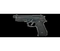 GPM92 Gas Blow Back Pistol - Black