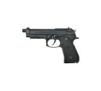 GPM92 Gas Blow Back Pistol - Black