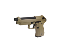 GPM92 Gas Blow Back Pistol - Tan
