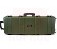 NP Large Hard Case - Green